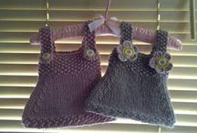 Knit for newborn