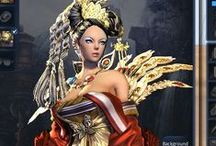 ♥ ♥ Blade and Soul ♥ ♥ (Europe) / My favorite game