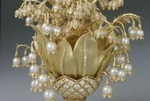 Fabergé - eggs, jewerly and other creations