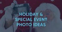 Holiday & Special Event Photo Ideas / Photo ideas and gifts for the holidays and special events in your life   ThePhotoOrganizers.com