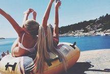 Summer!! / by Ellah Klinnert