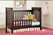 Toddler Bedding / Toddler bedding is often needed for convertible cribs before the switch to the big bed