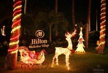 Holidays at Waikoloa / by Hilton Waikoloa Village in Hawaii