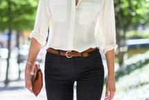 Working It / Business and business casual wear for women.