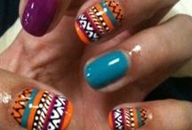 Nail Designs / by Marquia Johnson