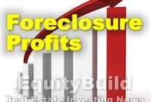 EquityBuild Foreclosure Investing / Great fortunes start from little amounts that are invested well.  Investing in foreclosed properties can make this happen, as history has proven.  All potential investors have to do to get started is redirect their money, according to Susan Reimer in a recent article in The Baltimore Sun.