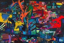 Franz Ackermann / Franz Ackermann      1963, Neumarkt St. Veit, Germany 1984-88Akademie der Bildenden Künste, München 1989-91 Hochschule für Bildende Kunst, Hamburg DAAD, Hong Kong