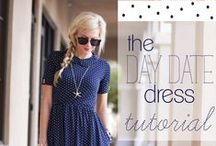 DIY: Oblečení / Jak ze starých kousků udělat nové...