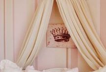 Prince or Princess Nursery Ideas / Elegance in the nursery