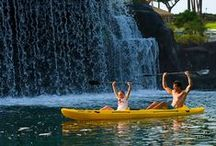 Activities at Hilton Waikoloa Village in Hawaii / Enjoy a wide range of activities in this tropical Hawaiian resort on the sunny Kohala Coast of Hawaii Island! / by Hilton Waikoloa Village in Hawaii