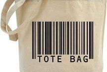 Nápisy a obrázky - tašky a trika