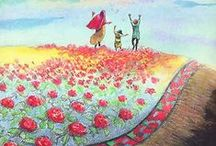 Picture Books / What's new?  Beautiful cover art and more...