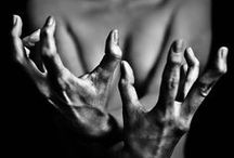 Untouchable... / The soul in your hands...