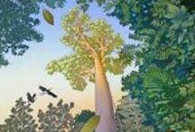 Trees in children's books