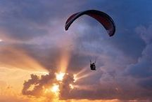 Paragliding!!! / Biggest love...