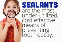 Sealants / Sealants jut plain work!  They are one of the best ways to prevent cavities in back teeth.