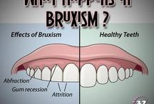 Teeth Grinding / Grinding you teeth is called bruxism.  This contributes to cracked teeth, worn teeth, headaches, broken restorations, and TMJ.  There is a fairly easy fix - ask us about that.