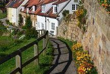 A Walk Trough The Village. / by meike
