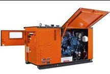 Industrial Engines & Generators / Glasgow Engineering are the Tasmanian Distributors for the following brands:  Kubota, Kohler, Hatz , Lister Petter, Gardner,  and Lincoln welding equipment.