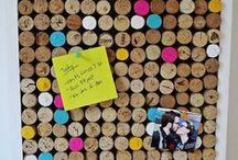 Recyklace: Korek / Jak využít staré zátky od vína? Inspirujte se!