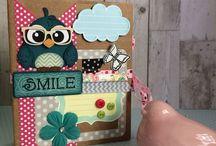 Meus Projetos / Projetos feitos por mim!!  www.benditoscrap.com.br