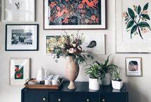 Walls: Art & DIY