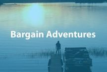 Bargain Adventures / With a little planning you can save a lot of money on your next trip. Whether you're planning on vacationing overseas or looking for a local adventure, there are great deals available. Carpe diem! / by Cheapism.com