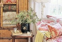Decorating for Comfort and Style! / Decorating is my passion! / by Becky Peterson