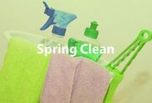 Spring Clean / A thorough cleaning and organization plan can be a very cost effective way to rejuvenate your home. Find cheap cleaning tools, inexpensive appliances, and tips and tricks to help you clean here.  / by Cheapism.com
