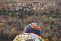 Adventure. Explore. Travel.