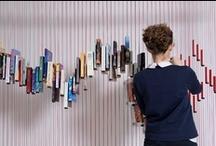 Bookshelves we ♥