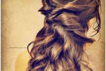 Hair ideas / by Eve Poole