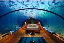 Amazing rooms / by Glen Hess