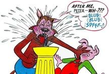 Cartoons & Comics / by Chris Sobieniak