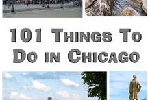 Chicago My Town :) / Chicago and the surrounding areas, any nice photos Love the city, love its mood, its location and its surrounding areas and state.... :) / by Edith Jasser Realtor-Chicago