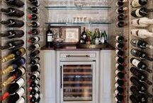 Wine Storage / Whether you're chilling your wine, or keeping it in the dark, here our some of our favorite ways to store or display your bottles on wine racks and in wine cellars!