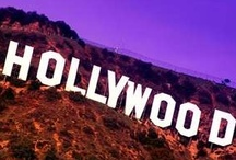 Hollywood / This is  the city where most of the major American movie studios are located in the state of California in the country of United States of America. / by Joy Galeany