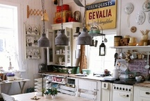 Dream Kitchen / by Joie Brandt