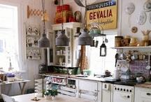 Dream Kitchen / by Joie Brandt
