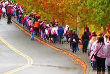 Celebrating Making Strides / Making Strides Against Breast Cancer photo contest winners. This is how we celebrate 20 years of Making Strides. / by American Cancer Society