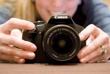 Working the Camera / by Liz Hofacker (Vallis)