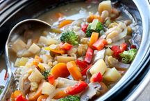 What a Crock! / All my crock pot/slow cooker recipes! / by Liz Hofacker (Vallis)