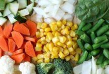 Eat Your Veggies! / by Liz Hofacker (Vallis)
