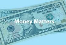 Money Matters / Learn ways to cut corners on costs and overcome financial obstacles. Everything related to managing, and saving, money! / by Cheapism.com