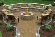 Outdoor Living Spaces / by Denise Magill