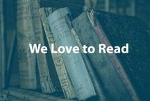 We Love to Read! / From deals on books to deals on ereaders we've got your cheap reading covered.  / by Cheapism.com