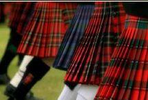 SCOTLAND THE BRAVE / by Heather Downunder