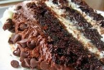 All things Chocolate  / For the chocolate lovers, from cookies to cakes, to pies and more / by Edith Jasser Realtor-Chicago