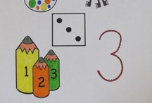 Number Coloring Pages, Worksheets, and Mini Books / Number coloring pages, worksheets, and mini books are a fun and educational activity. Use crayons, markers, paint, or colored pencils to color, or grab some glue and decorate!