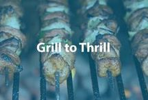 Grill to Thrill / Find cheap grilling ideas from seasonings to grills and more! / by Cheapism.com